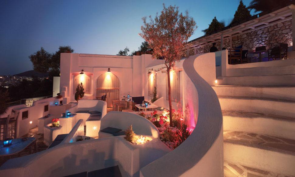 φωτογραφία: Scherzo Summer Lounge