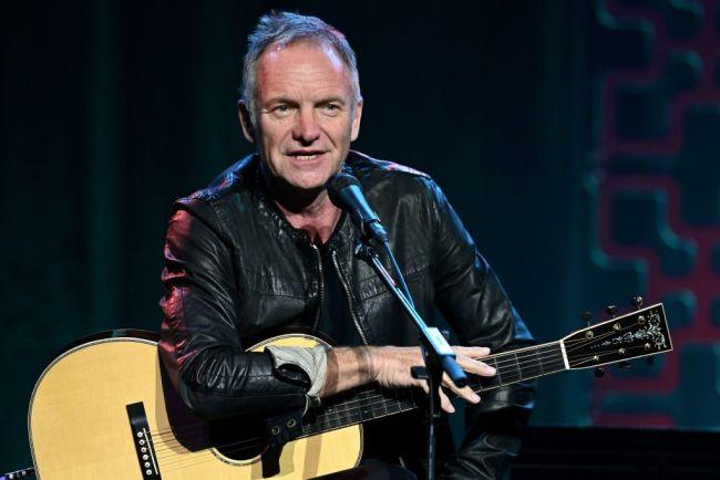 Ο Sting συμμετέχει στα αιτήματα των μουσικών μαζί με τον Ed Sheeran, τους Rolling Stones κ.α.