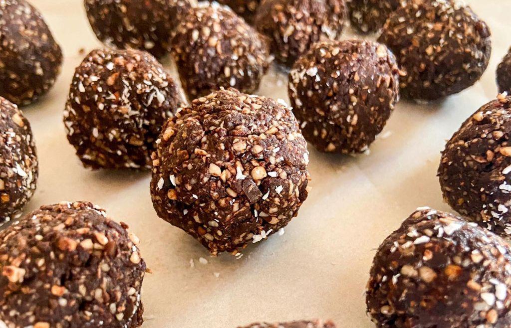 Υγιεινά energy balls