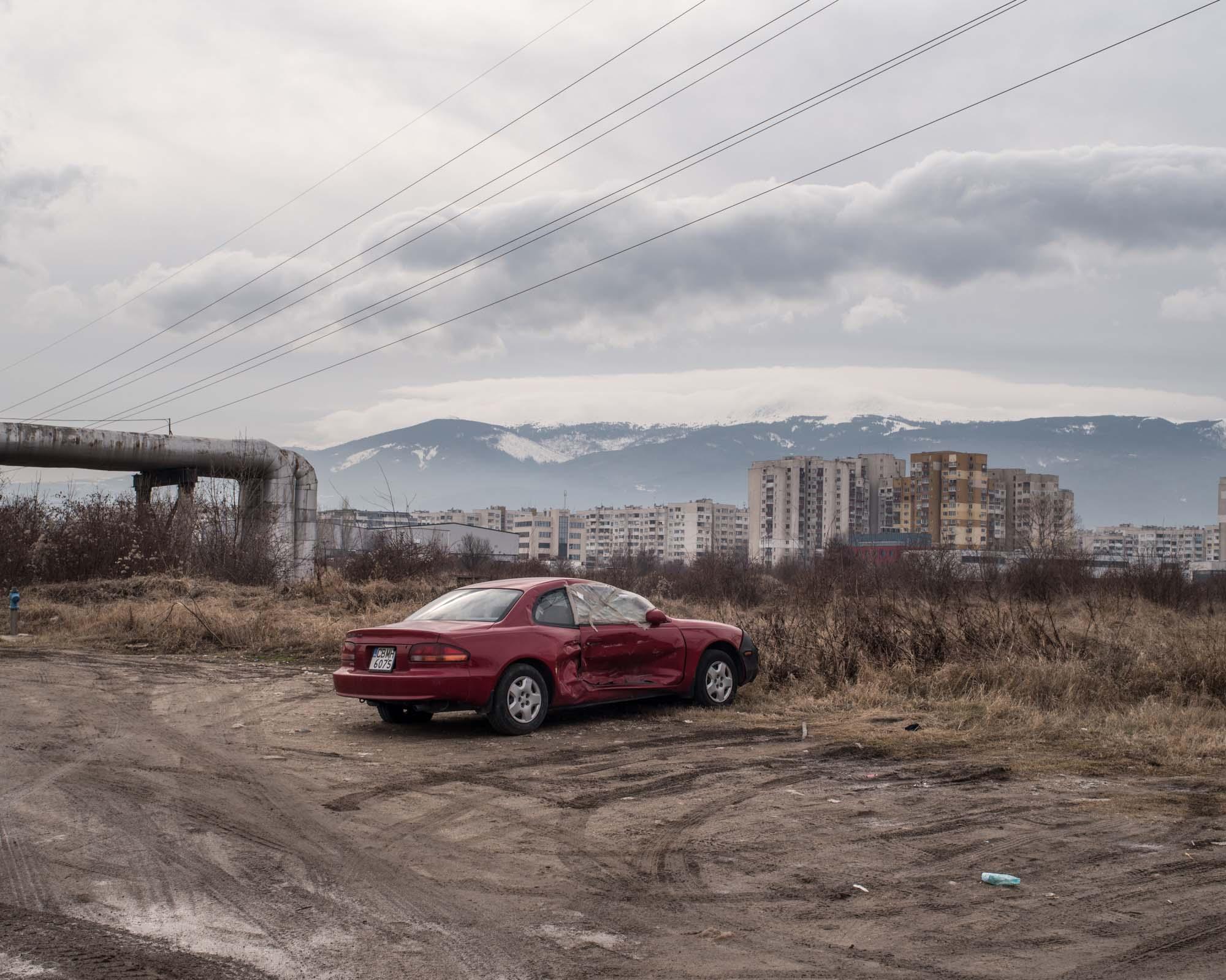 Φωτογραφία του Γιάννη Αντωνόπουλου, νικητή του Βραβείου Athens Photo World 2019, από την δουλειά «South East of Eden»