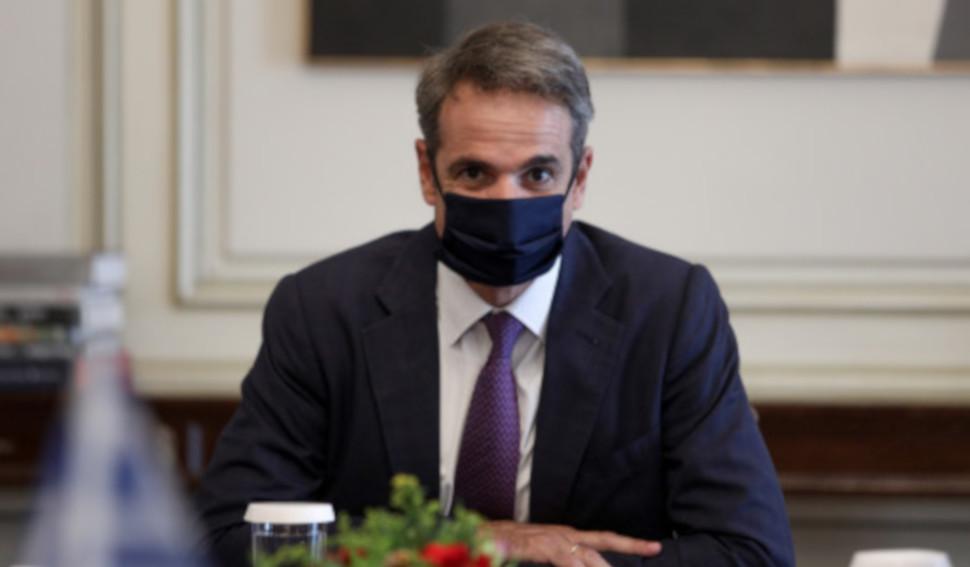 Ο πρωθυπουργός Κυριάκος Μητσοτάκης προανήγγειλε νέα μέτρα