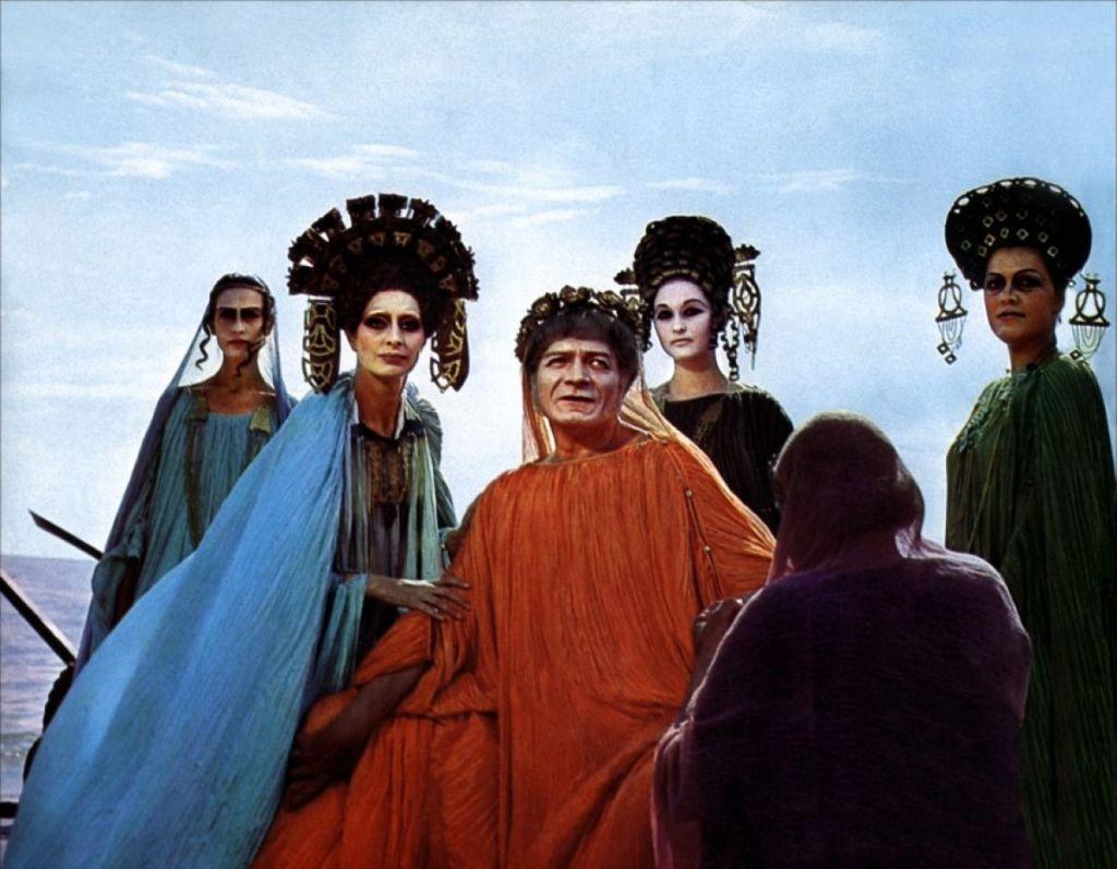«Σατυρικόν» του Φεντερίκο Φελίνι (1969)