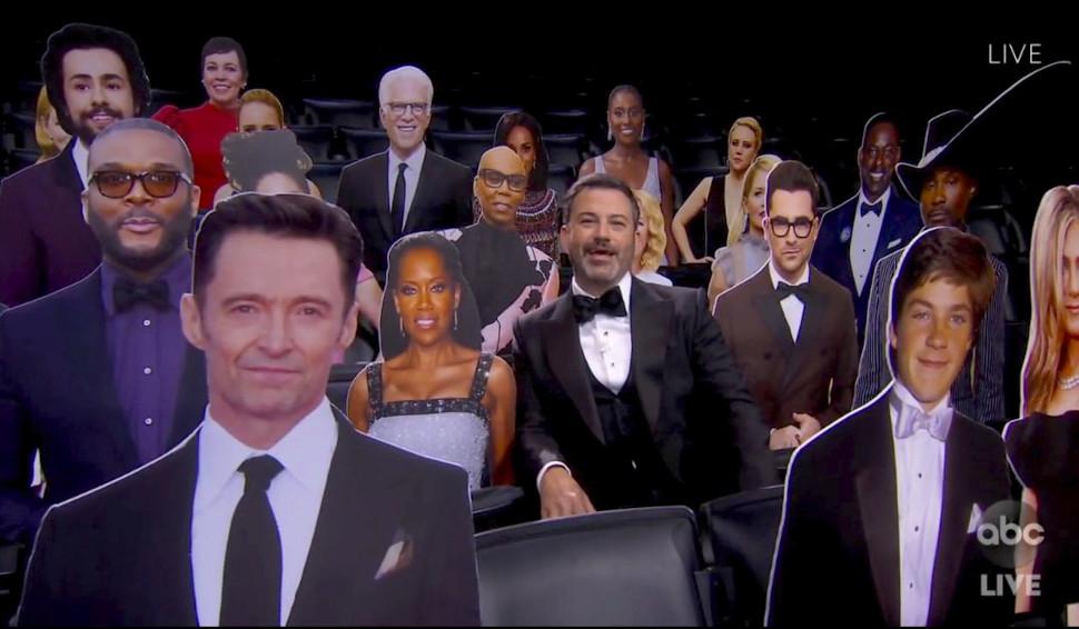 Τα βραβεία Emmy 2020 ήταν πιο διαφορετικά από ποτέ
