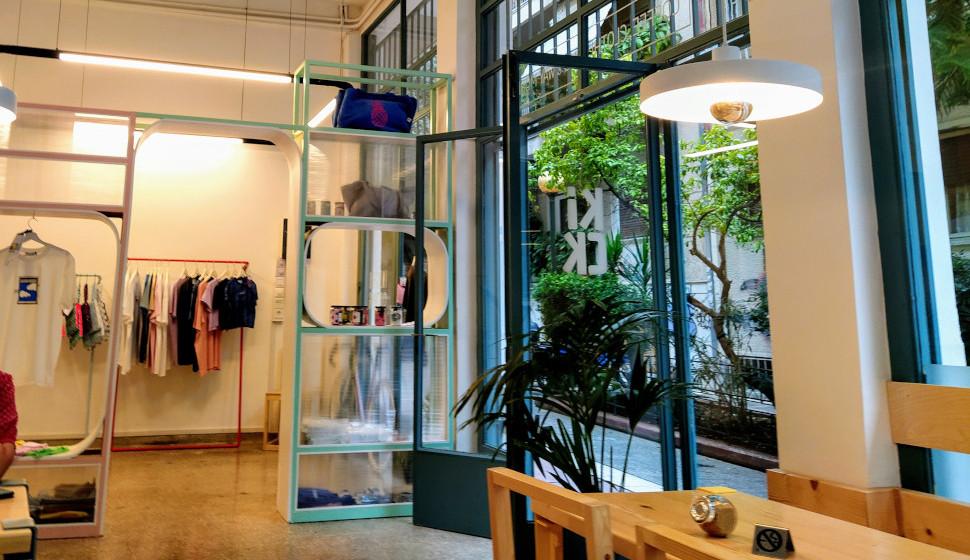 Το Kick είναι ένα ολοκαίνουριο Concept Store στην Αθήνα, φωτογραφία: monopoli.gr
