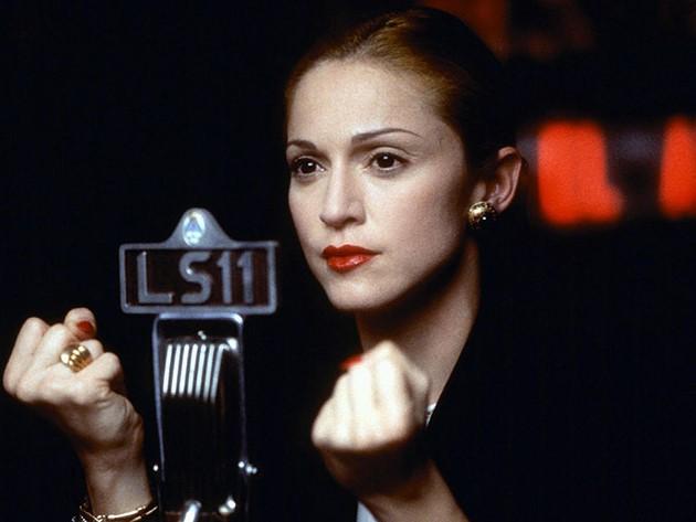 """Η Madonna στην ταινία """"Evita"""""""