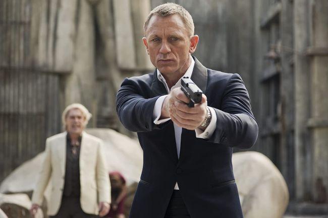 O Daniel Craig ως James Bond