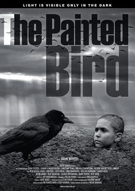"""Αφίσα της ταινίας """"The Painted Bird"""""""