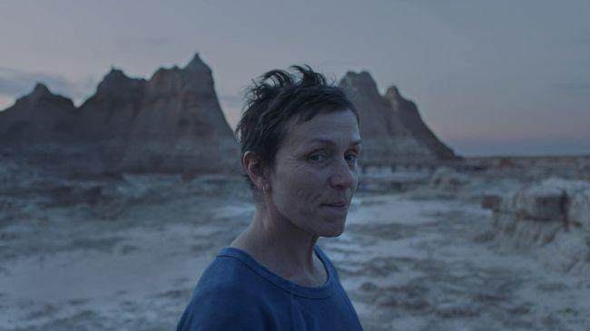 """Στιγμιότυπο από την ταινία """"Nomanland"""""""