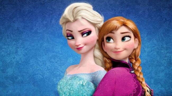 Ψυχρά και ανάποδα/ Frozen (2013)