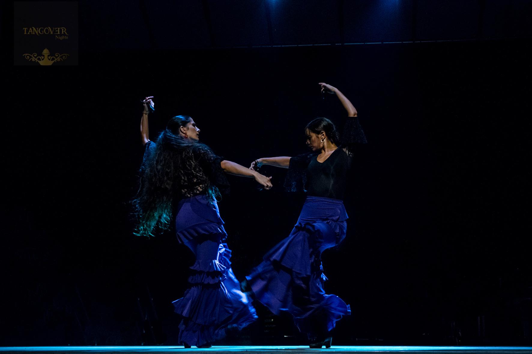Tango Vs Flamenco Pasiones