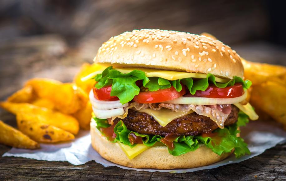 Συνταγή για burger
