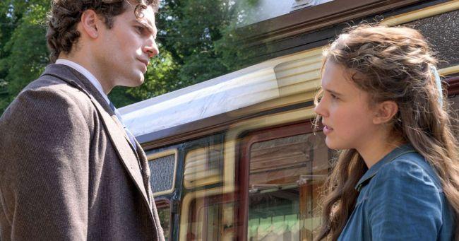 H Enola και ο Sherlock Holmes