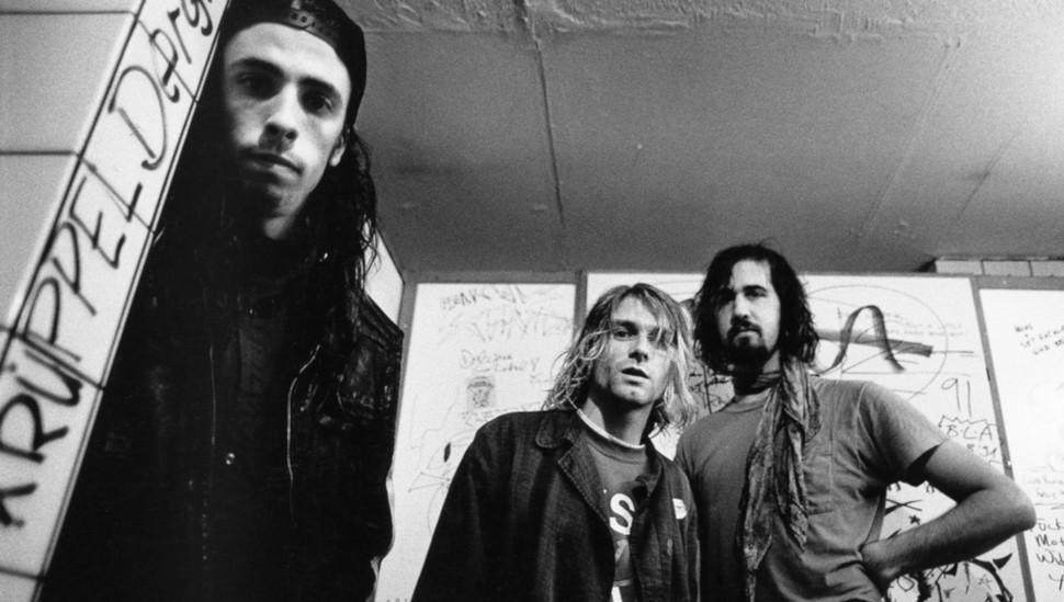 Οι Nirvana στο εξώφυλλο του Billboard, 1991