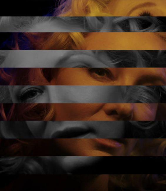 """Η Κέιτ Μπλάνσετ στο βίντεο """"The Four Temperaments"""""""