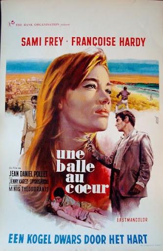 """Η αφίσα της ταινίας """"Μια σφαίρα στην καρδιά"""""""