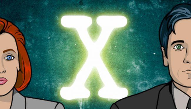 Τα «X-Files» ως σειρά κινουμένων σχεδίων