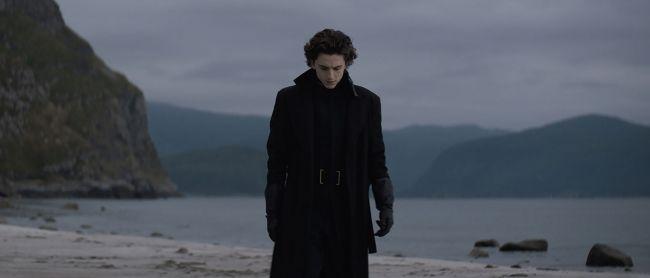 O Timothee Chalamet στο Dune