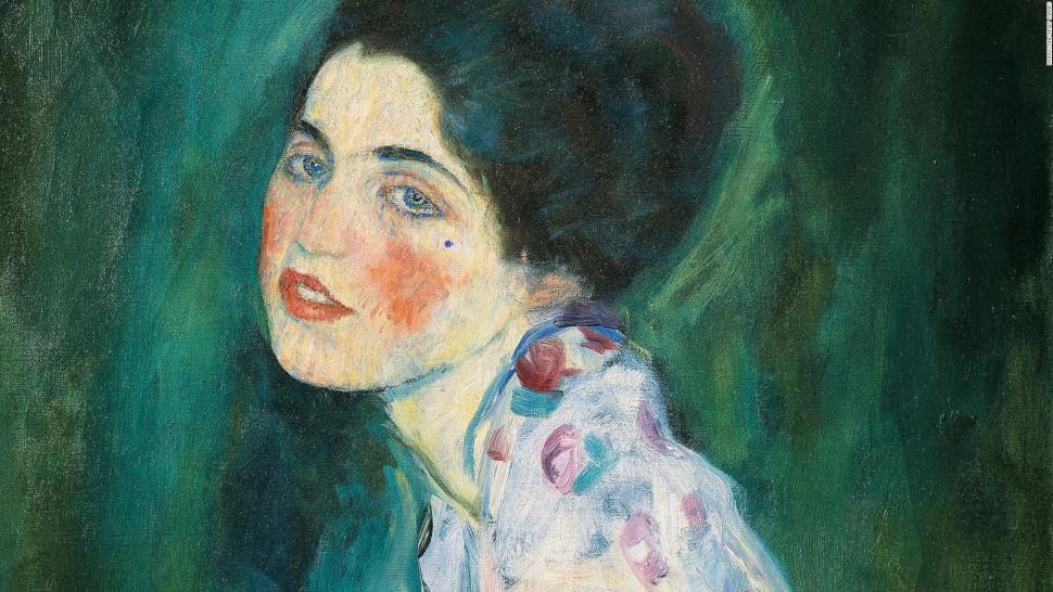 Πορτρέτο Κυρίας, Γκούσταβ Κλιμτ