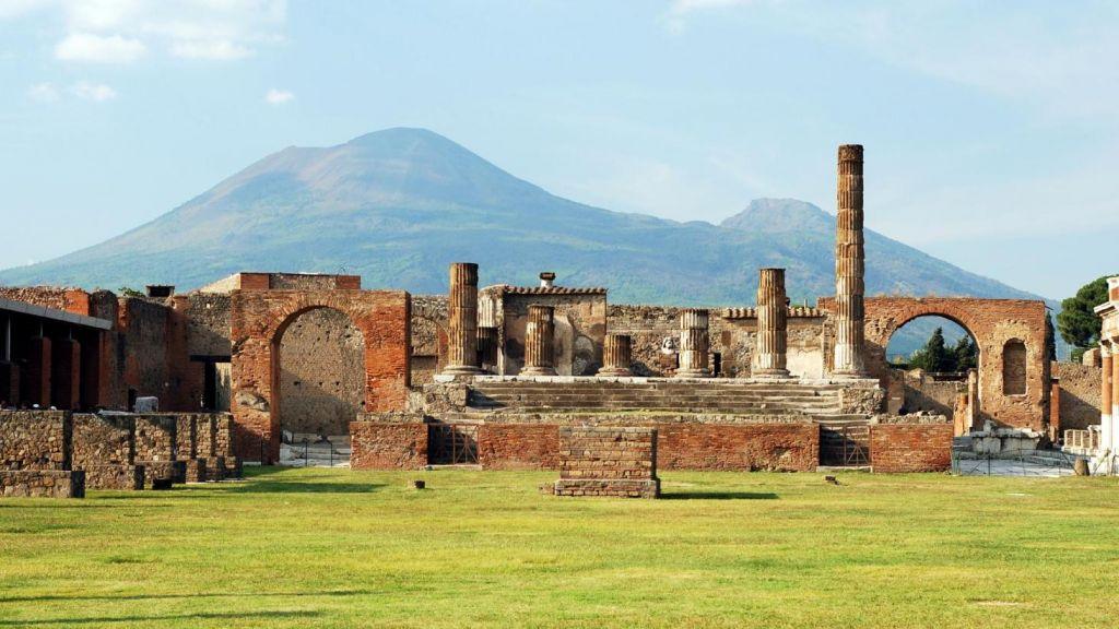 Αρχαιολογικός Χώρος Πομπηίας
