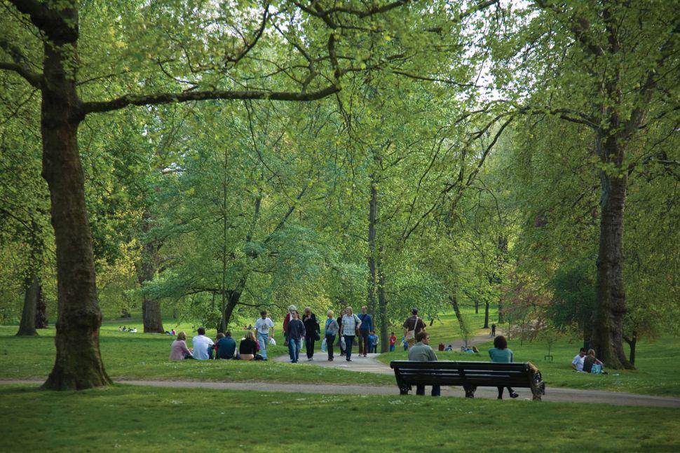Green Park στο Λονδίνο