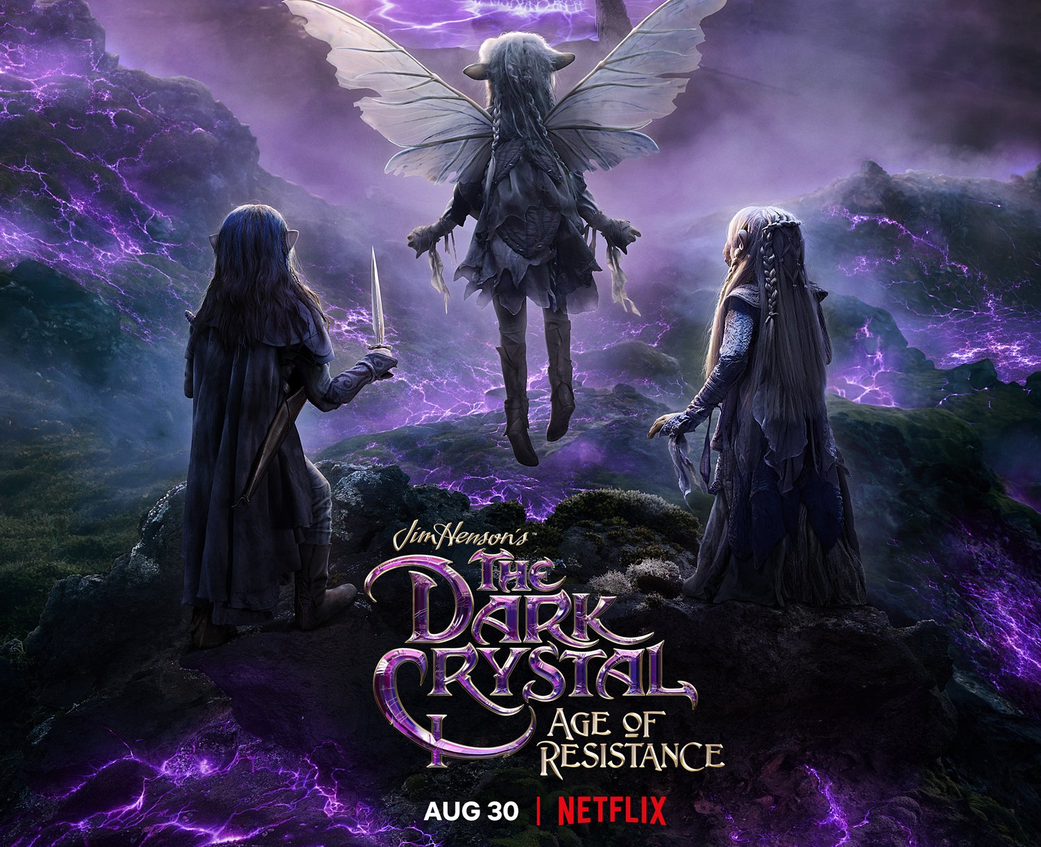 The Dark Crystal: Age of Resistance, Netflix