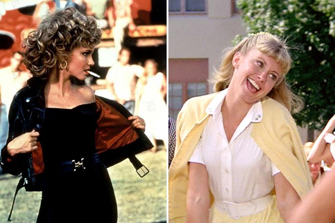 Η μεταμόρφωση της Σάντι στο Grease