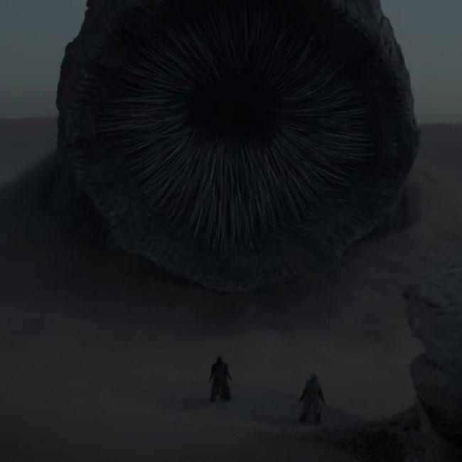 Τα γιγάντια σκουλήκια του Dune