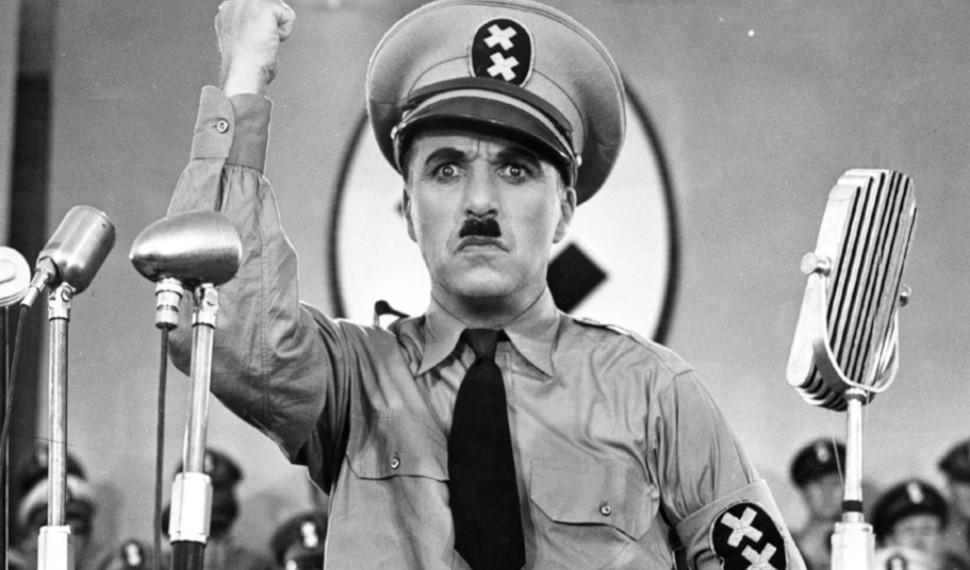 Ο Μεγάλος Δικτάτωρ του Τσάρλι Τσάπλιν
