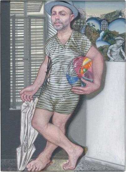 Emmanouil Bitsakis, English Vacation, 2020