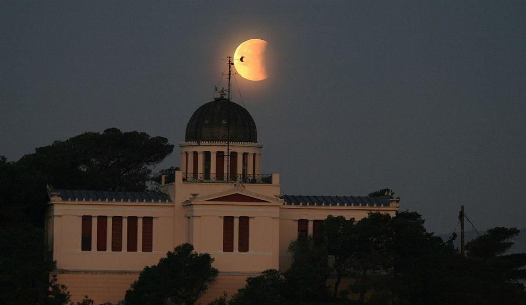 Βραδινή ξενάγηση στο Εθνικό Αστεροσκοπείο Αθηνών