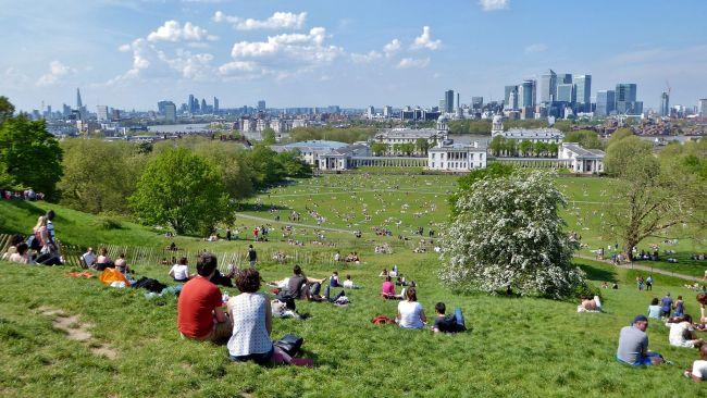Πάρκο στο Λονδίνο
