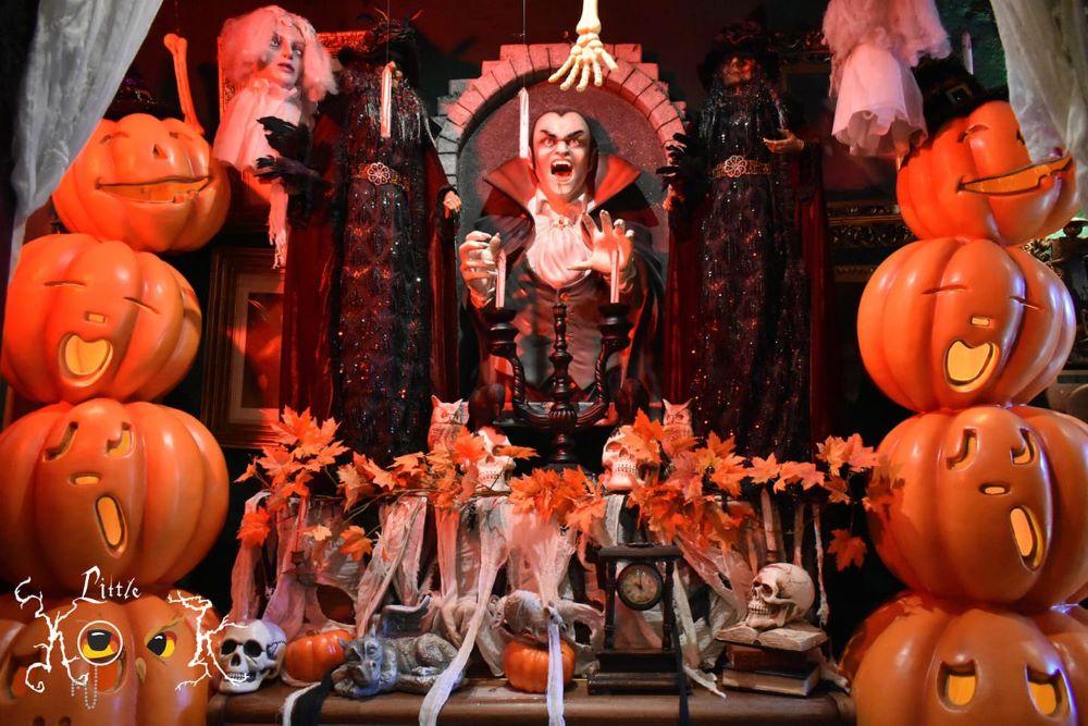 Το Little Kook είναι από τα πιο δημοφιλή μαγαζιά για Halloween, αλλά και Χριστούγεννα, Φωτογραφία: Little Kook