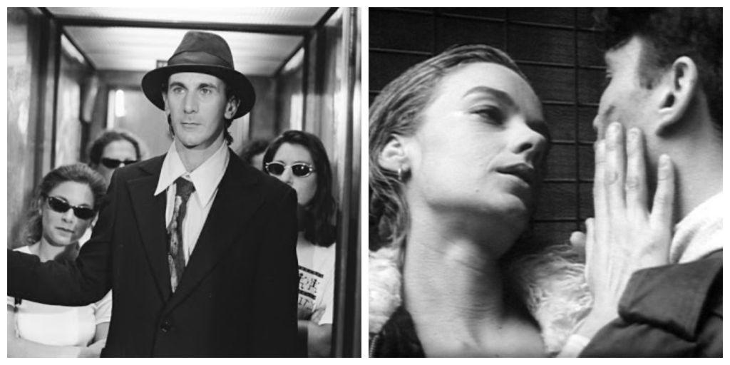 Από αριστερά: «Αντίο Βερολίνο» (1994), «Καμιά Συμπάθεια για τον Διάβολο» (1997)