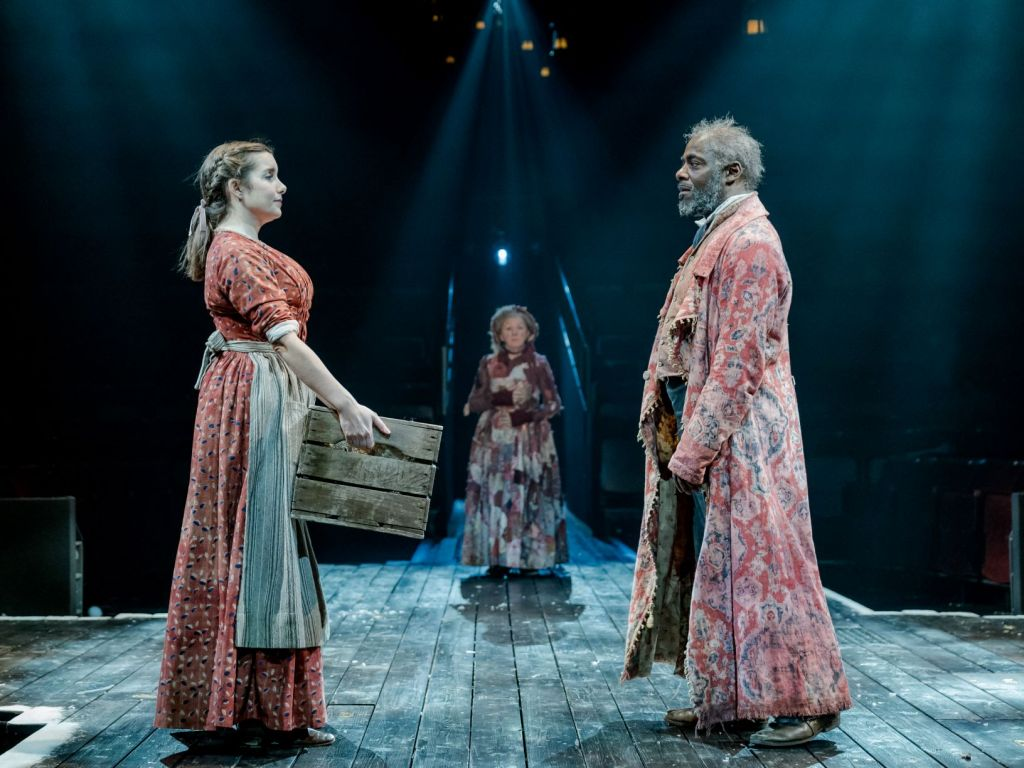 «A Christmas Carol» στο The Old Vic Theater