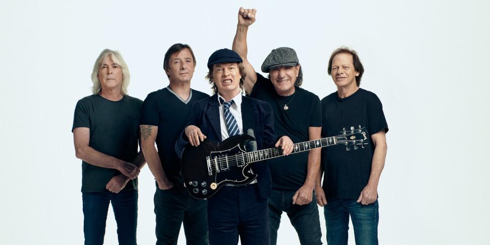 Οι AC/DC επιστρέφουν!
