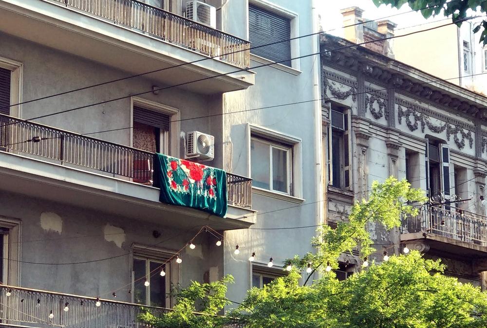 «Bougada», εικαστικό πρότζεκτ από το Athens Laundry-Bougada