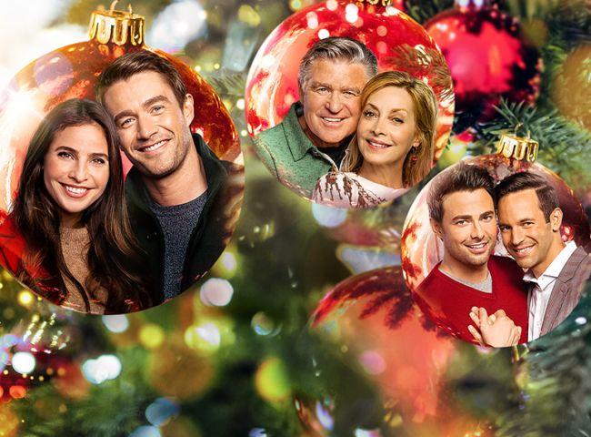The Christmas House