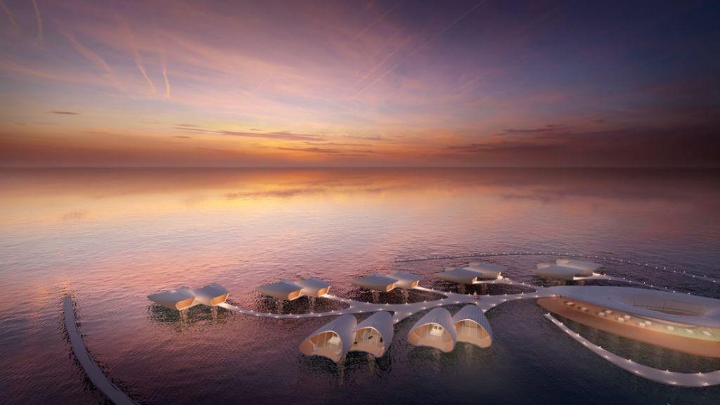 «Gaia floating resort»
