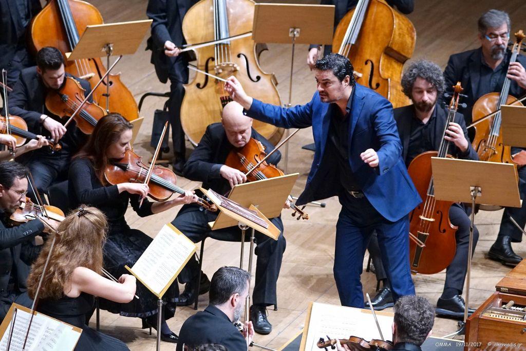 Οι Μουσικοί της Καμεράτας και ο Γιώργος Πέτρου στο Μέγαρο Μουσικής Αθηνών