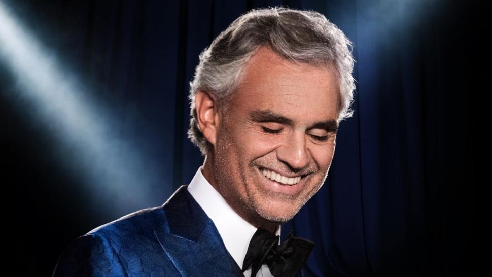Ο Andrea Bocelli επιστρέφει για μία συναυλία, με αφορμή τα Χριστούγεννα