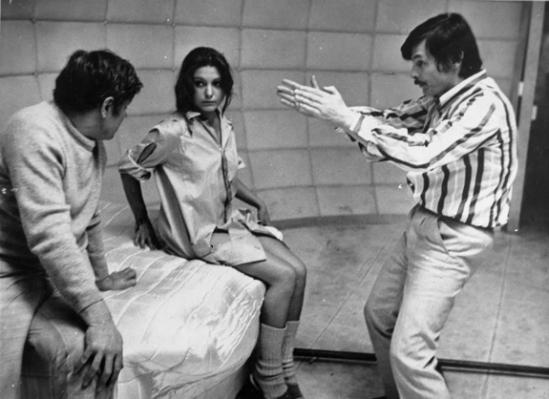 Στα γυρίσματα του Σολάρις (1972)