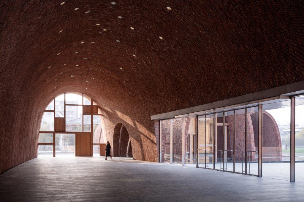Imperial Kiln Museum, πηγή: Studio Zhu Pei