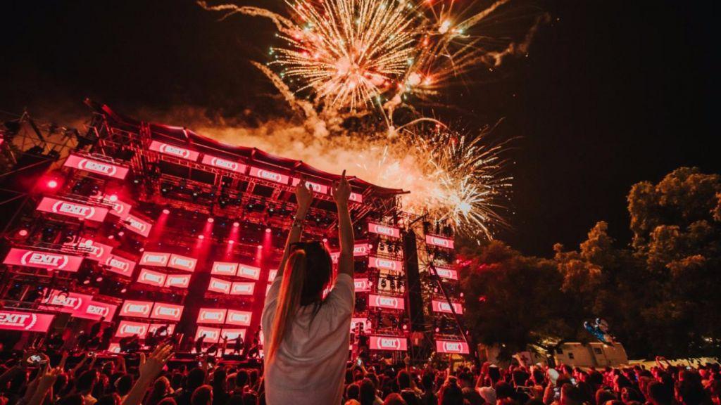EXIT  TO 2021: 20 χρόνια EXIT Festival την παραμονή Πρωτοχρονιάς