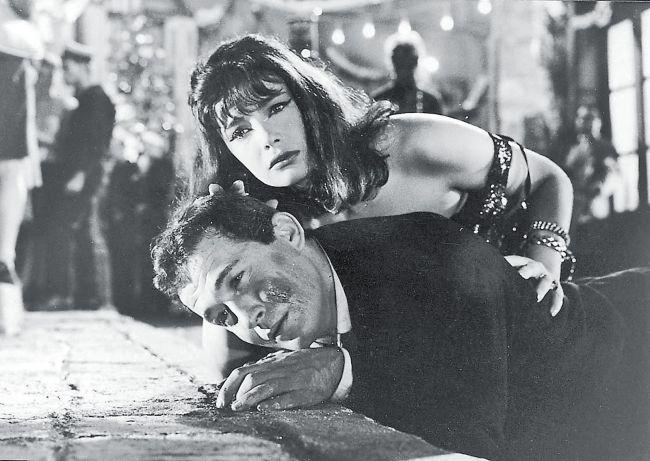 Τα Κόκκινα Φανάρια (1963)