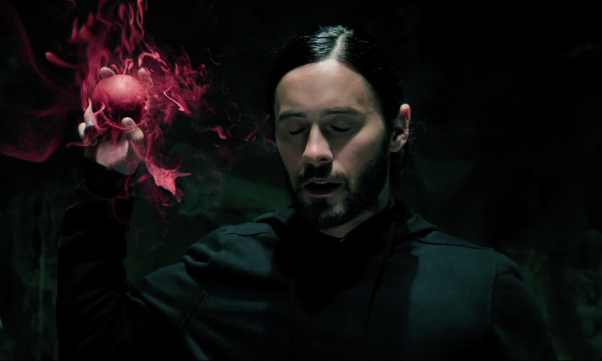 Στο Morbius πρωταγωνιστεί ο Τζάρεντ Λέτο