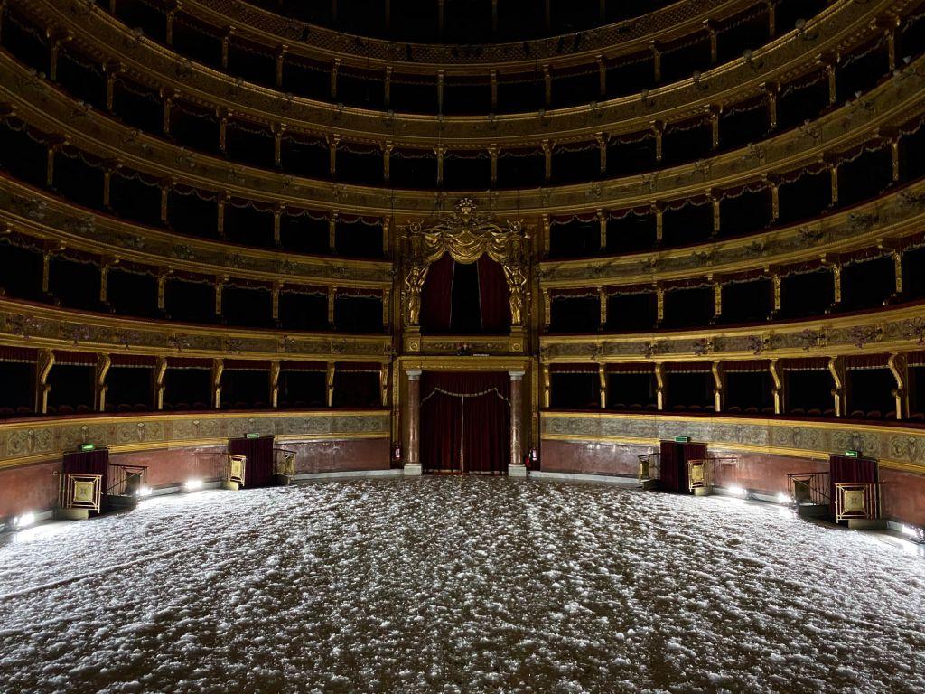 «The Twilight of the Dreams» - Teatro Massimo Palermo