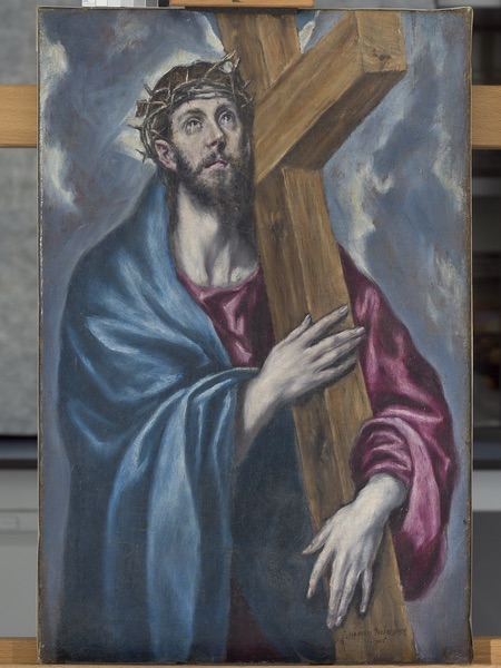 """Ο """"αγνωστος"""" πίνακας του Ελ Γκρέκο"""
