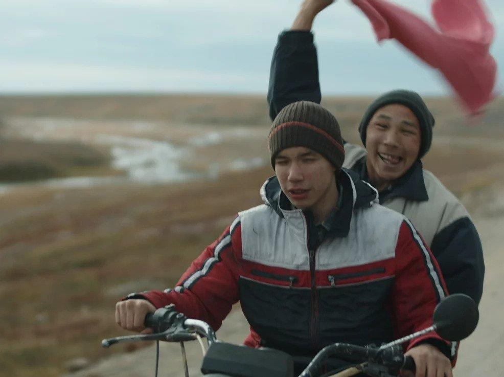 Η ταινία του Φίλιπ Γιούριεφ «Το Ταξίδι της Φάλαινας»/StraDa Films