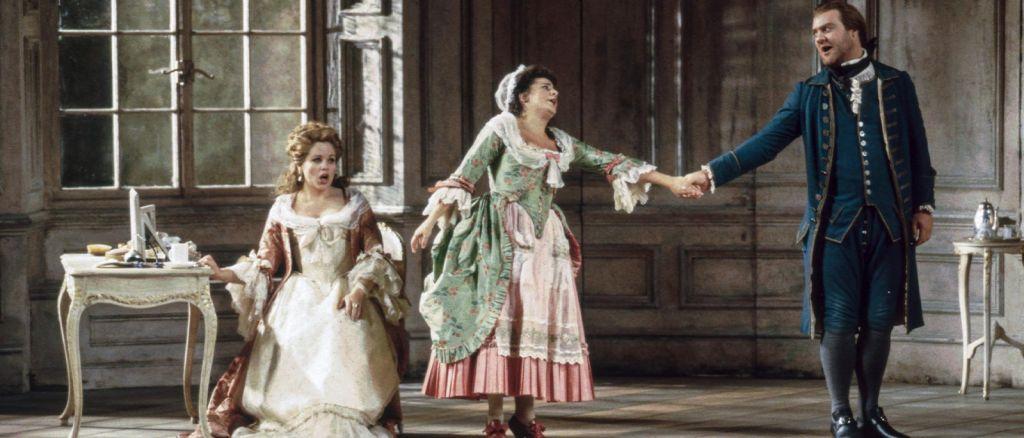 «Οι Γάμοι του Φίγκαρο» - Μητροπολιτική Όπερα της Νέας Υόρκης