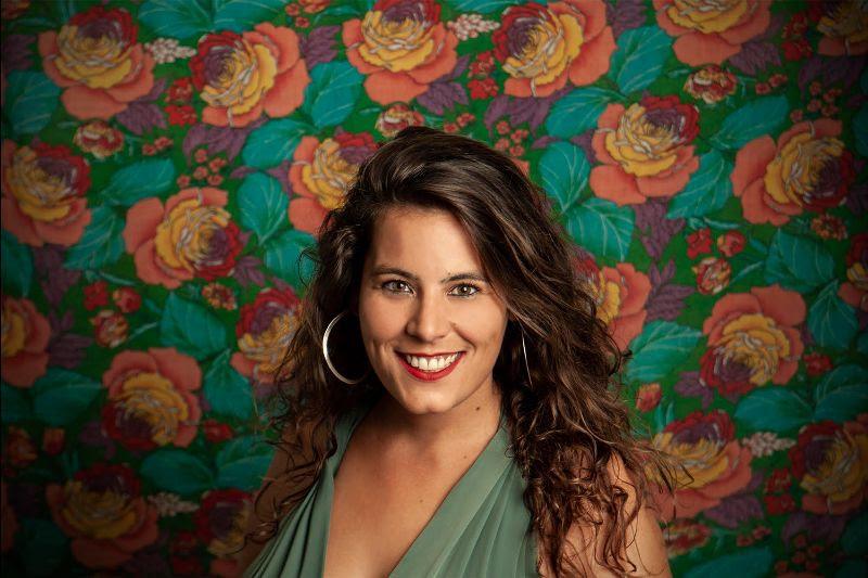 Κατερίνα Πολέμη, φωτογραφία: Βάσια Αναγνωστοπούλου